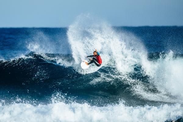 Caio Ibelli (SP) (Kelly Cestari / WSL via Getty Images)