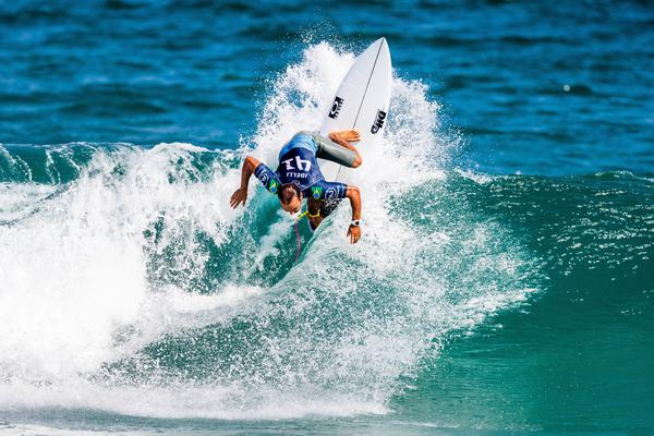 Caio Ibelli (SP) (Damien Poullenot / WSL via Getty Images)