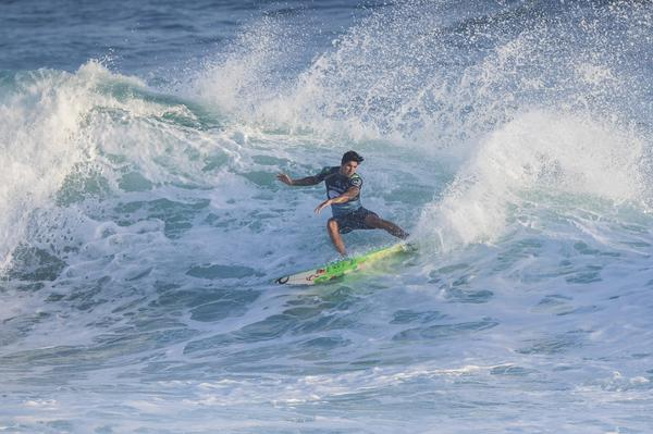 Gabriel Medina (SP) (Damien Poullenot / WSL via Getty Images)