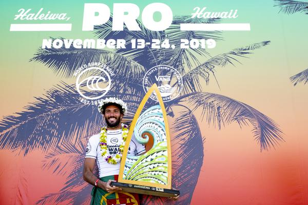 Frederico Morais-PRT (Keoki Saguibo / WSL via Getty Images) Frederico Morais-PRT (Keoki Saguibo / WSL via Getty Images)