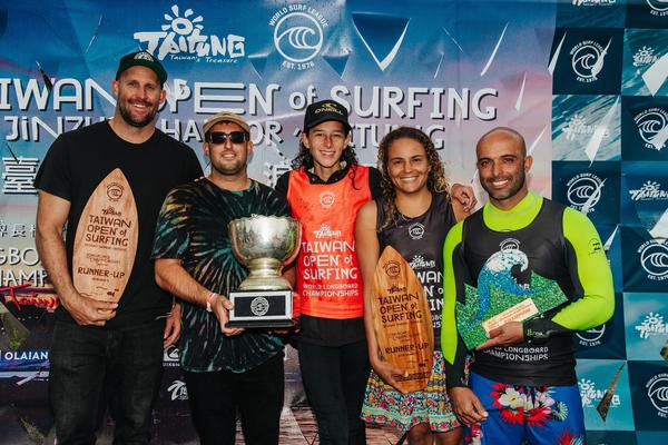 Campeões e finalistas (Tim Hain / WSL via Getty Images)